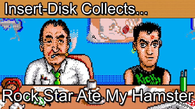 Rock Star Ate My Hamster: Commodore Amiga