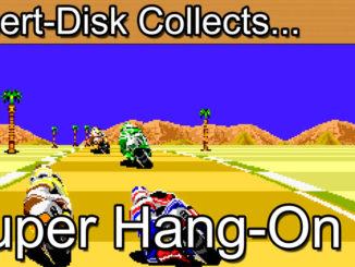 Super Hang On: Sega Mega Drive / Sega Genesis