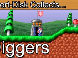 Diggers: Commodore Amiga CD32