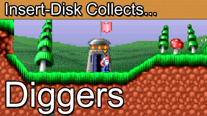 Diggers: Commodore Amiga CD32