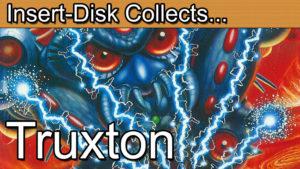 Truxton: Sega Mega Drive / Sega Genesis
