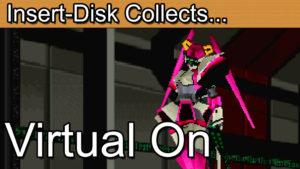 Virtual On: Sega Saturn