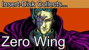 Zero Wing: Sega Mega Drive / Sega Genesis