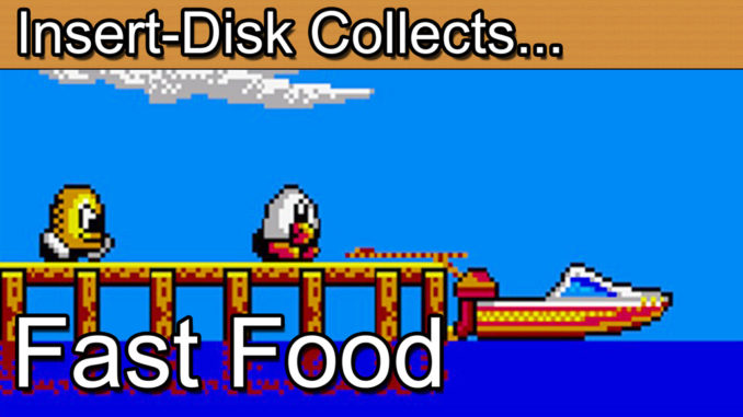 Fast Food: Commodore Amiga