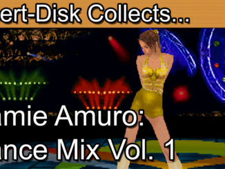 Namie Amuro: Digital Dance Mix: Sega Saturn