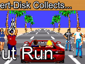 Out Run: Sega Mega Drive / Sega Genesis