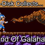 Legend Of Galahad: Sega Mega Drive / Sega Genesis