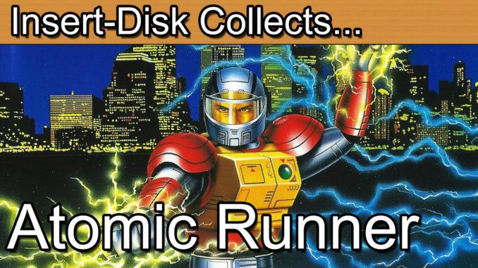 Atomic Runner: Sega Mega Drive / Sega Genesis
