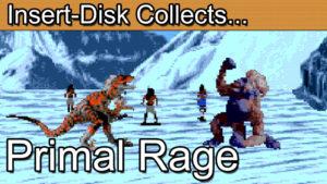 Primal Rage: Sega Mega Drive / Sega Genesis