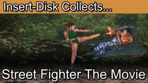 Street Fighter The Movie: Sega Saturn