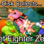 Street Fighter Zero 3: Sega Saturn
