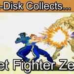 Street Fighter Zero: Sega Saturn