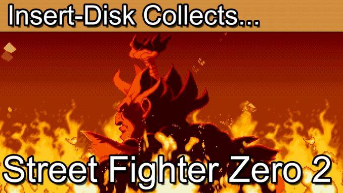 Street Fighter Zero 2: Sega Saturn