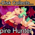 Vampire Hunter: Darkstalkers' Revenge: Sega Saturn