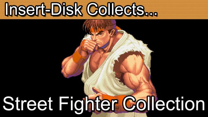 Street Fighter Collection: Sega Saturn