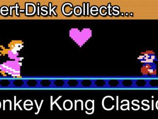 Donkey Kong Classics: Donkey Kong / Donkey Kong Jr: NES