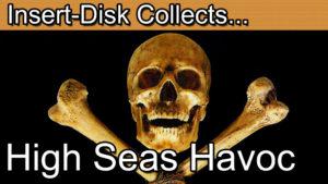 High Seas Havoc: Sega Mega Drive / Sega Genesis