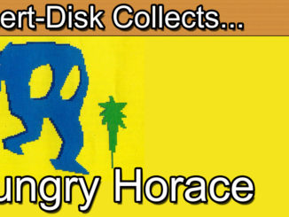 Hungry Horace: ZX Spectrum
