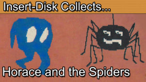 Horace and the Spiders: ZX Spectrum