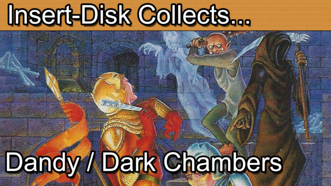 Gauntlet Series Retrospective Part 10: Dandy and Dark Chambers