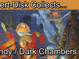 Gauntlet Series Retrospective Part 10: Dandy and Dark Chambers
