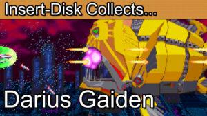 Darius Gaiden: Sega Saturn