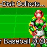 Super Baseball 2020: Sega Mega Drive / Sega Genesis