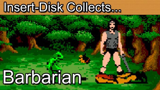 Barbarian: Commodore Amiga