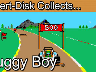 Buggy Boy: Commodore Amiga