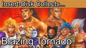 Fire Pro Gaiden: Blazing Tornado: Sega Saturn