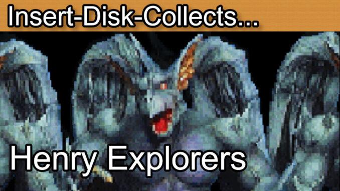 Henry Explorers: Sega Saturn