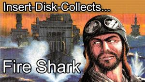 Fire Shark: Sega Mega Drive / Sega Genesis